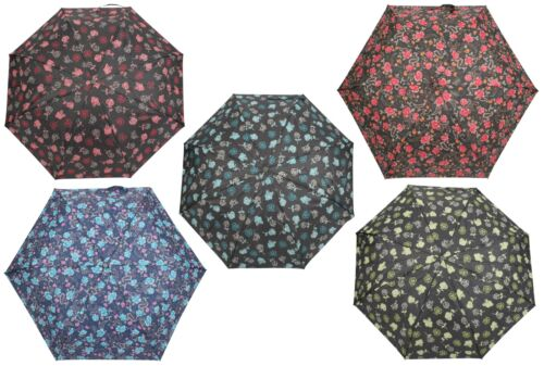 Ladies UU332 Dog Print Supermini Umbrella By Drizzles £3.99