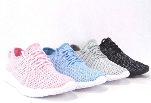Women Mesh Sneakers Tennis Comfortable Walking Athletic Shoes Ultra Light Weight