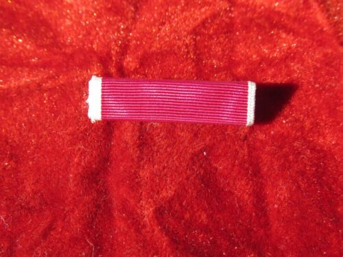 WW 2 US Army Legion of Merit medal ribbon bar pin backMedals & Ribbons - 4724