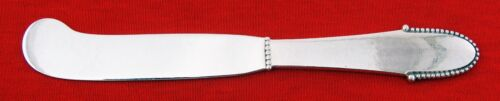 BEADED BY GEORG JENSEN FLAT SPREADER, hh all sterling