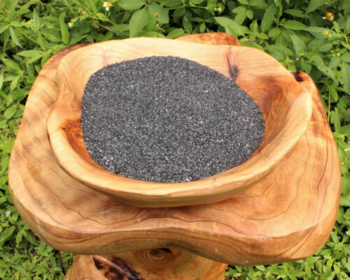Black Salt 2 Ounce Pack Rituals Spells Jinx Removing Wicca Pagan Protection Herb