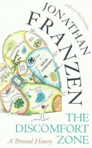 """""""The Discomfort Zone: A Personal History"""" by Jonathan Franzen"""