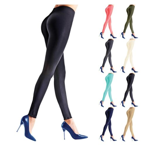 Alta Womens Seamless Body Shaper Premium Stretch Leggings