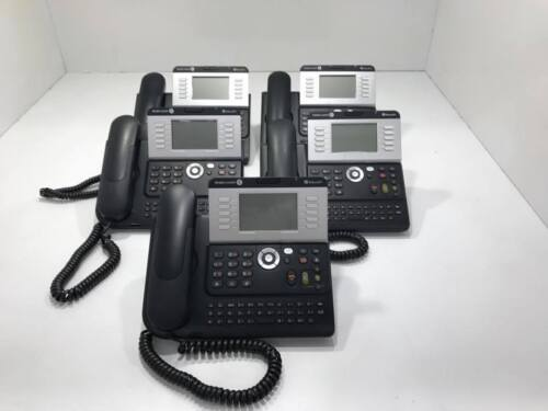 5x Alcatel-Lucent IP Touch 4038 IP Extended Edition Handset