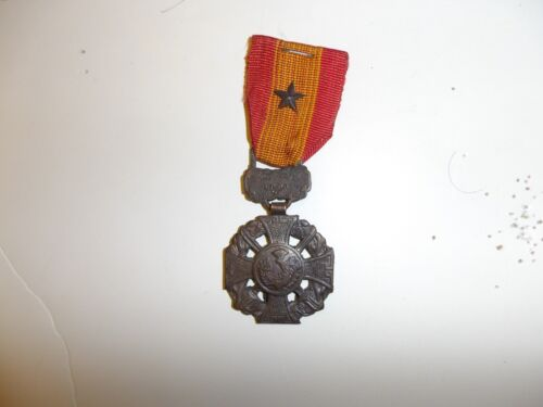z69 RVN Vietnam Gallantry Cross Medal Bronze Star device Vietnamese original WC3Medals, Pins & Ribbons - 36063