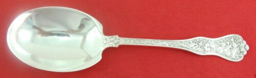 """OLYMPIAN by Tiffany & Co. Sterling Silver Berry or Casserole Spoon, 9 1/8"""", NM"""