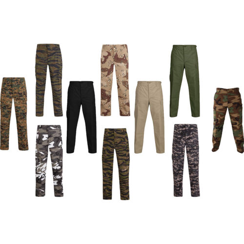 Propper Genuine Gear BDU Cotton Poly Ripstop Military Tactical Trouser Pants