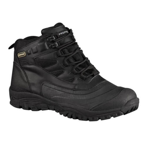 "Propper Mens 6"" WPX Waterproof Durable Tactical Boots - Black"