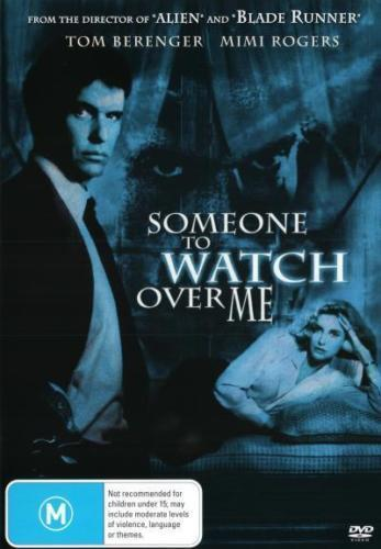 SOMEONE TO WATCH OVER ME DVD [New/Sealed] Region 4