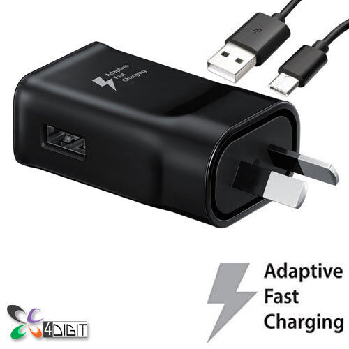 Original Genuine Samsung Galaxy Tab A 8.0 2017 SM-T385 FAST CHARGE WALL CHARGER