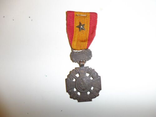 z147 RVN Vietnam Gallantry Cross Medal w Bronze Star device Vietnamese WC4Medals, Pins & Ribbons - 36063