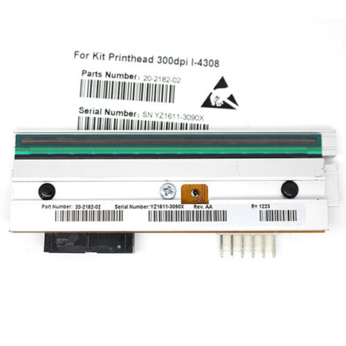 New Printhead for Datamax I4308 I-4308 Thermal Printer 305dpi PHD20-2182-01