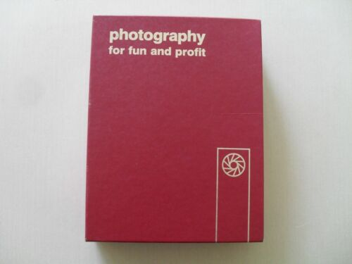 The Webster Photography Program - Extensive Photo Course - 1985 - Scarce