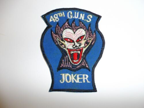 e0844 Vietnam US Army 48th G.U.N.S Joker Assault Aviation Company IR13CReproductions - 156445
