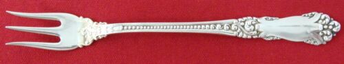 """La Marquise by Reed & Barton Sterling Silver Cocktail Fork,  5 5/8"""" , No Mono"""