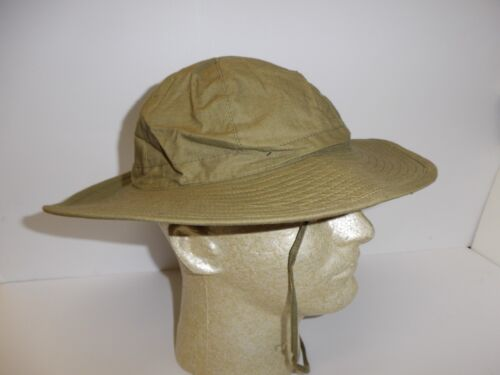 e1991-58 Vietnam NVA  North Army VC Viet Cong Boonie Cap light grn size 58 W11FReproductions - 156445