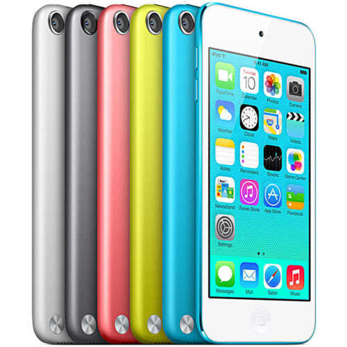 Apple iPod Touch 5th Generation 32GB Space Gray or Black Slate
