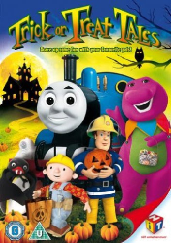 Hit Favourites: Trick Or Treat Tales DVD NEW