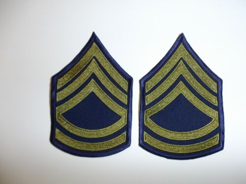 e2323 Korea US  Army Sergeant First Class Chevrons pair R2EReproductions - 156441