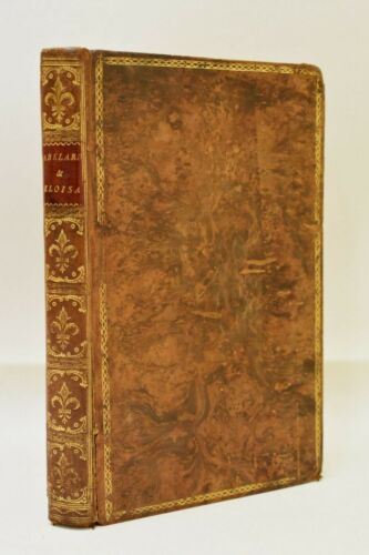 Hughes: LETTERS of ABELARD and ELOISA + Poems POPE 1788 Londra INCISIONI IN RAME