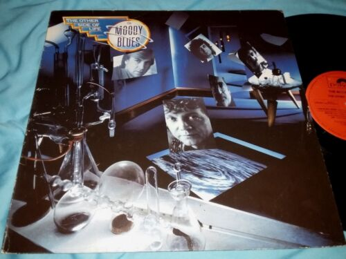 The Moody Blues, The Other Side Of Life, 12-inch Vinyl LP 33 rpm Made in Germany