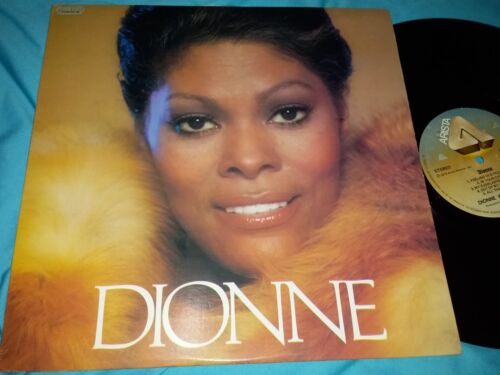 Dionne Warwick, DIONNE, 12-inch Vinyl LP Record 33 rpm, Made in USA