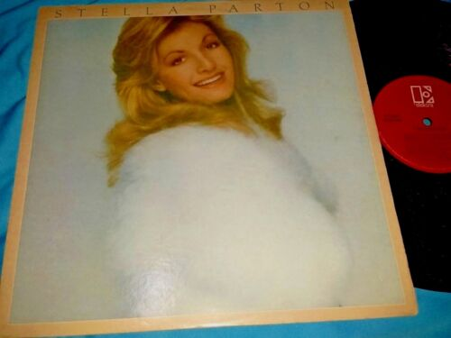 Stella Parton, STELLA PARTON, 12-inch Vinyl LP Record 33 rpm, Made in USA