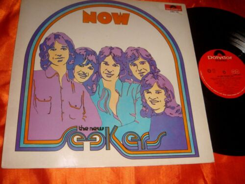 The New Seekers, NOW, 12-inch Vinyl LP Record 33 rpm, Made in Germany