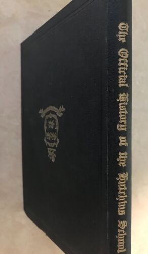 The Official History of the Hutchins School 1935 Basil Rain