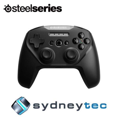 New SteelSeries Stratus Duo Wireless Gaming Controller for Windows / Android Bla