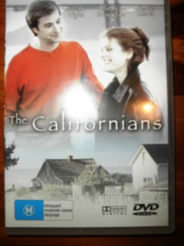 The Californians DVD Features Noah Wyle Illeana Douglas Kate Mara Very Good Cond