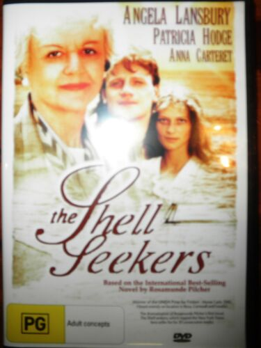 The Shell Seekers DVD Features Angela Lansbury Patricia Hodge Very Good Cond
