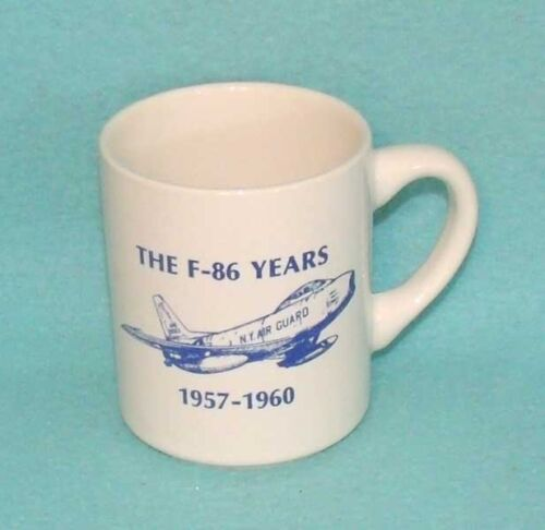 Air Guard 'The F-86 Years' Mug - 109th Tactical Airlift GroupNational Guard - 66532