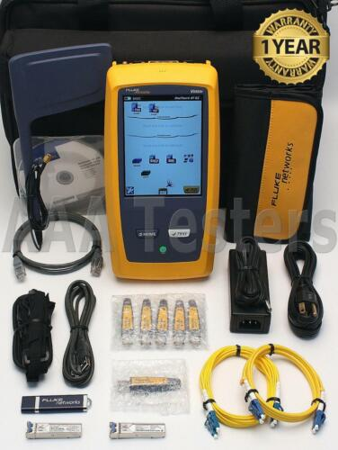 Fluke Networks OneTouch AT G2 1TG2-3000 Wireless Network Tester TFS 1T-3000
