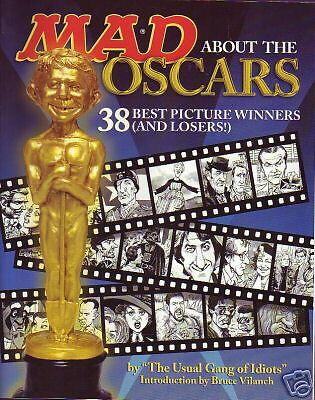 Mad About The Oscars Trade Paperback NEW
