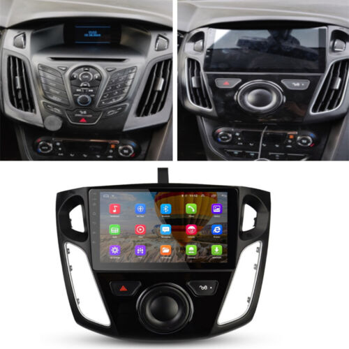 For 2012-17 Ford Focus Car Stereo Radio 9'' Android 9.1 GPS Navigation w/ Canbus