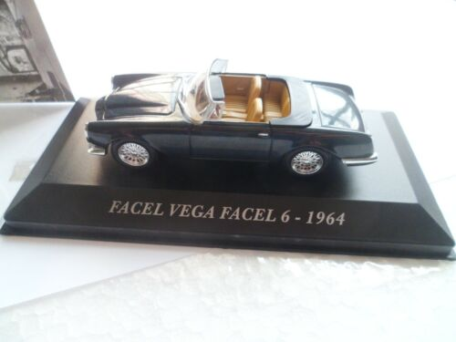 FACEL VEGA FACEL 6 - 1964 voiture miniature de collection 1/43