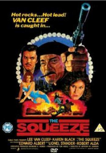 THE SQUEEZE DVD [UK] NEW DVD