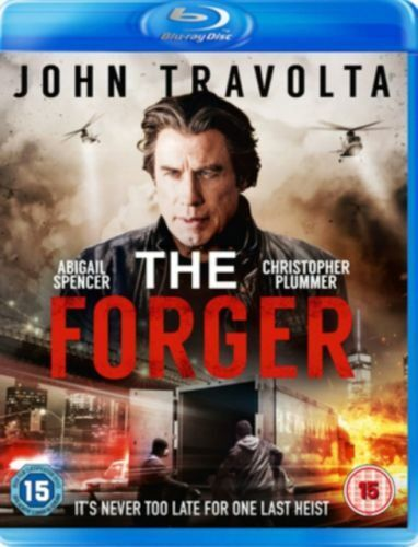 THE FORGER BLU-RAY [UK] NEW BLURAY