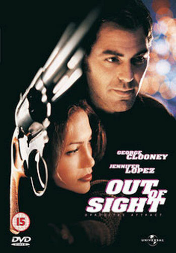 OUT OF SIGHT DVD [UK] NEW DVD