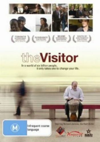 THE VISITOR (2007) [NEW DVD]