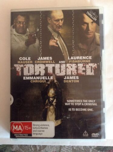 Tortured (DVD, 2009) Laurence Fishburne - Free Post!