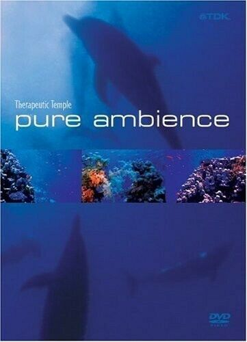 PURE AMBIENCE: THERAPEUTIC TEMPLE VARIOUS NEW DVD