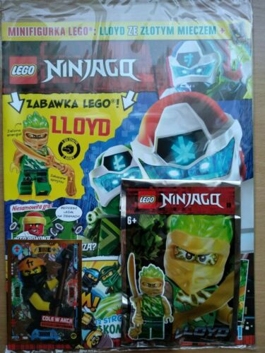 LEGO NINJAGO 3 2020 i LLOYD Limited Edition Mini Figure