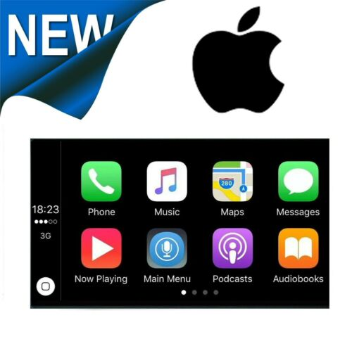 APPLE CAR PLAY USB DONGLE FOR YOUR IN DASH ANDROID HEADUNIT STEREO