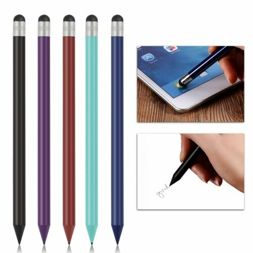 Capacitive Touch Screen Stylus Writing Drawing Pen Pencil for Smart Phone Tablet