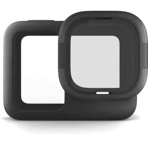 GoPro Rollcage (Protective Sleeve  plus Replaceable Lens for HERO8 Black)
