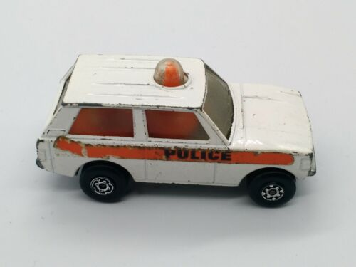 VOITURE MATCHBOX ROLAMATICS N°20 POLICE PATROL 1975 MADE IN ENGLAND