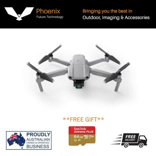 **NEW** DJI Mavic Air 2 Genuine AU Stock + FREE Gift 4K HDR Drone FREE Delivery