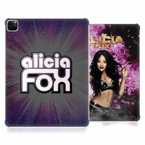 OFFICIAL WWE ALICIA FOX HARD BACK CASE FOR APPLE iPAD